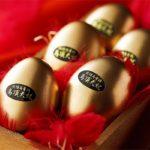 ゴールデンエッグ(金の燻製卵)の通販やお取り寄せ,口コミ評判は?烏骨鶏金福たまご!(所さんお届けモノです)